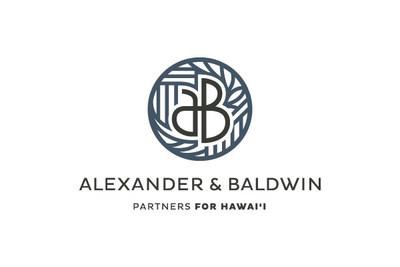 A&B Logo 2017 (PRNewsfoto/Alexander & Baldwin)