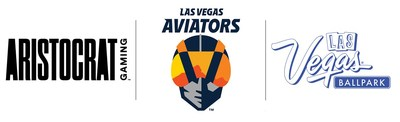 Aristocrat Gaming™ Named an Official Partner of the Las Vegas Aviators®