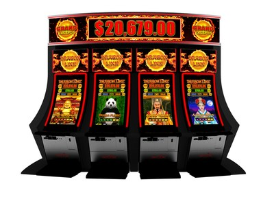 Aristocrat Gaming's(TM) Dragon Link(TM) won two top prizes in the EKG Slot Awards. Aristocrat won nine awards overall, including Best Overall Supplier of Slot Content.