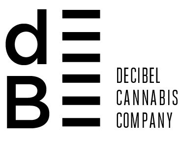 Decibel Cannabis Company Inc. Logo (CNW Group/Decibel Cannabis Company Inc.)