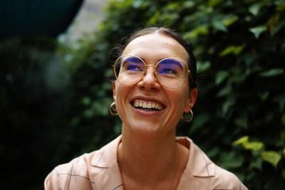 Ana Kirova, CEO of Feeld