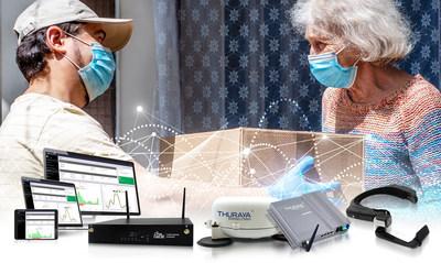 IEC Telecom Voyager Edge V (PRNewsfoto/IEC Telecom)