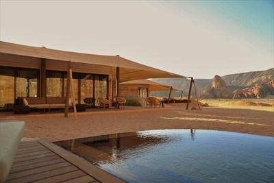 Ashar Resort - a flagship hospitality resort in AlUla (PRNewsfoto/Kingdom of Saudi Arabia)