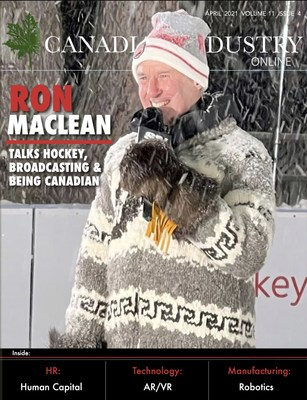 Ron MacLean 2021 (CNW Group/Industry Media)