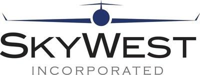 SkyWest, Inc. Logo (PRNewsFoto/SkyWest, Inc.)