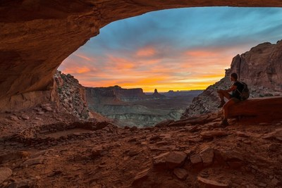 Travelodge® by Wyndham today announced it is awarding a $25,000 challenge grant to the National Parks Conservation Association. Above, Canyonlands National Park in Moab, Utah.