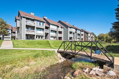 Landmark apartments
