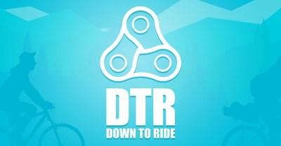 Down to Ride logo