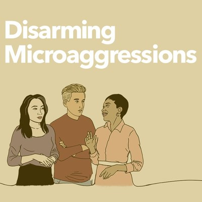 Disarming Microaggressions with Dr. Derald Wing Sue is the new e-Learning course from SunShower Learning. SunShower is a leading developer of Diversity, Equity and Inclusion educational materials for companies, universities and government departments.