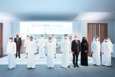 Dubai inaugurates Green Hydrogen project, first-of-its-kind in MENA (PRNewsfoto/Dubai Electricity and Water Authority (DEWA))