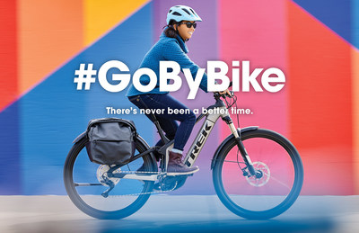#GoByBike - There's never been a better time.