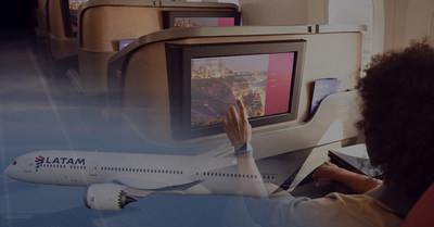 LATAM Airlines to implement IBS Software's iFly Loyalty