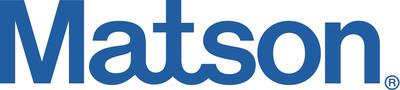 Matson Logo. (PRNewsFoto/Matson)