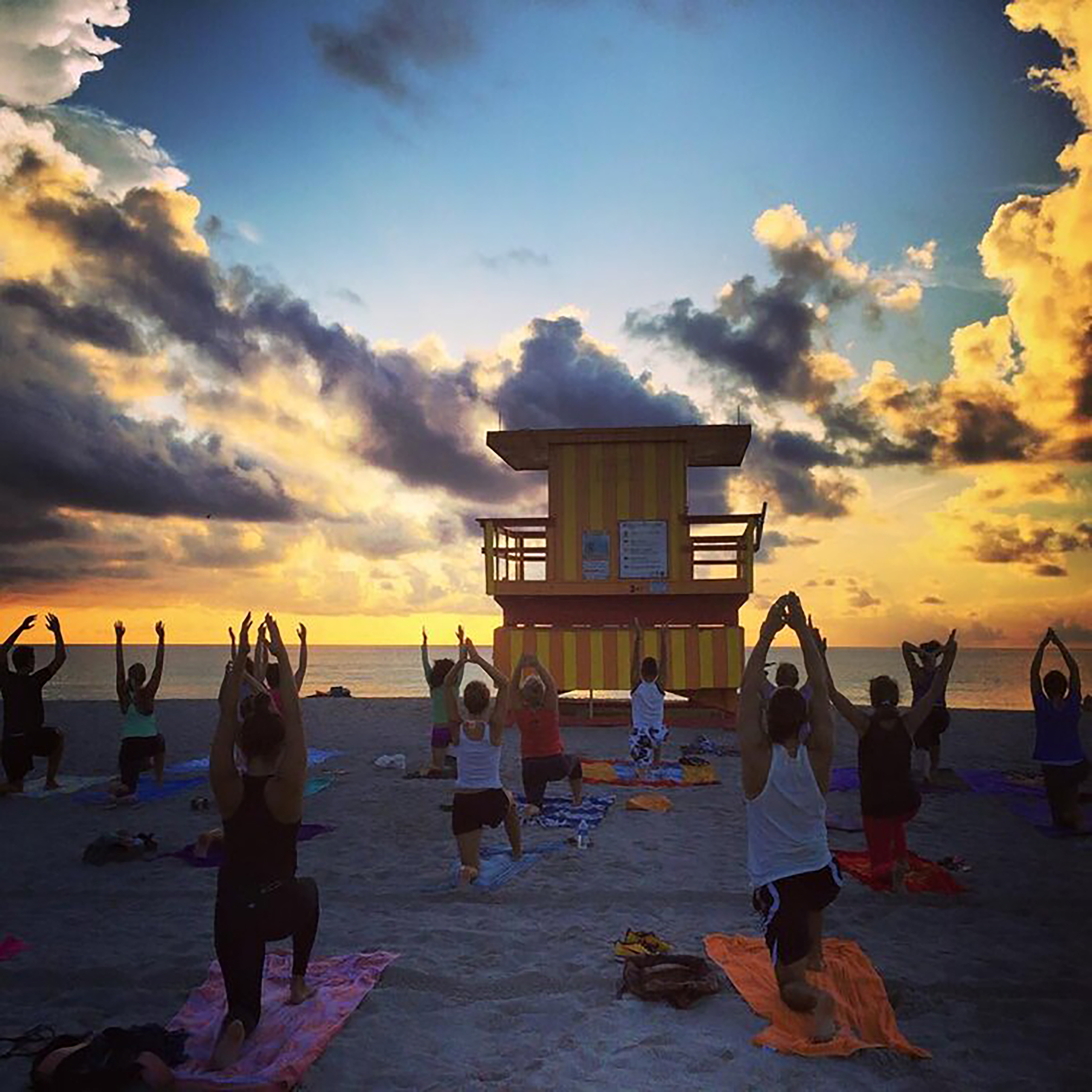 Discover a new morning routine that can help strengthen, detox, and exhilarate the body and mind at 3rd Street Beach Yoga