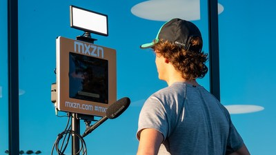With access to athletes limited and a smaller media presence in Tokyo, MXZN stations will be placed in multiple venues to act as remote digital content capture hubs. PHOTO: MXZN (CNW Group/Canadian Paralympic Committee (Sponsorships))
