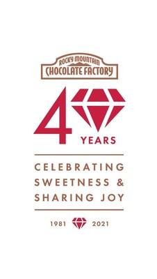Rocky Mountain Chocolate Factory Turns 40!