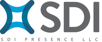 SDI Presence LLC logo (PRNewsfoto/SDI Presence LLC)