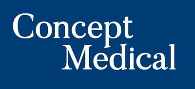 Concept Medical Logo (PRNewsfoto/Concept Medical Inc.)