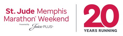 This year celebrates 20 years running for the St. Jude Memphis Marathon Weekend, which is the largest single-day fundraiser for St. Jude Children's Research Hospital. This year also marks a return to in-person racing while still offering a virtual option for anyone, anywhere in the world to participate.