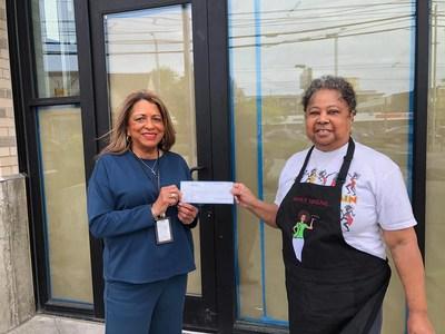 Tabor 100'sBlack Business Equity Fundgrants$462Kto local Blackbusinesses