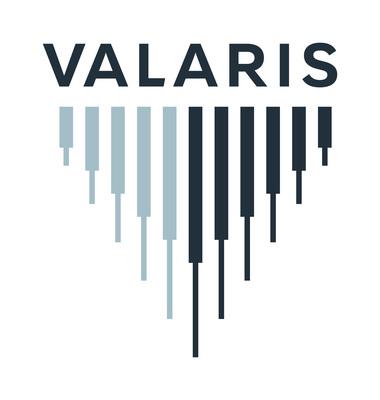 Valaris Verticle Logo (PRNewsfoto/Valaris plc)