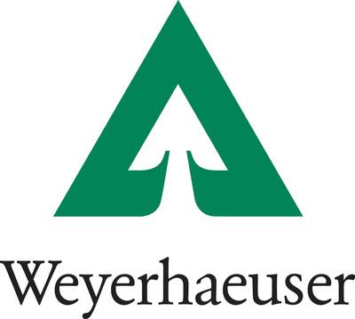 Weyerhaeuser Company logo. (PRNewsFoto/Weyerhaeuser Company)