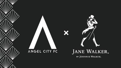 Angel City Football Club welcomes Jane Walker by Johnnie Walker as founding exclusive spirits partner, marking the Scotch Whisky brand's commitment to celebrating & enabling firsts for women.
