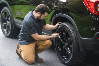 Bridgestone Partners with Indy Car Driver Graham Rahal, Reminds Drivers to Check Tires for Safety this Summer