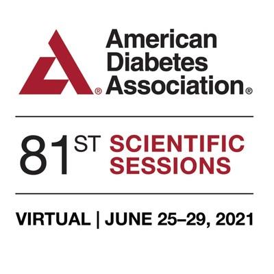 Virtual 81st Scientific Sessions (PRNewsfoto/American Diabetes Association)