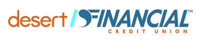 Desert Financial Credit Union Logo (PRNewsfoto/Desert Financial Credit Union)