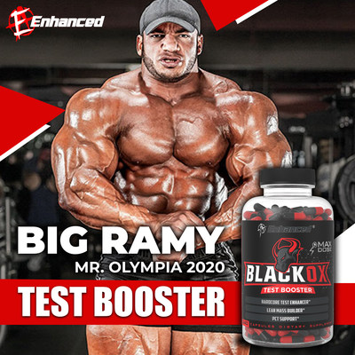 Big Ramy and Enhanced: moving the needle in the supplement space.