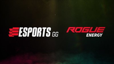 Rogue Energy signs as the official energy solution for esports!