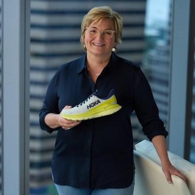 Norma Delaney, HOKA, Vice President, Global Brand Marketing