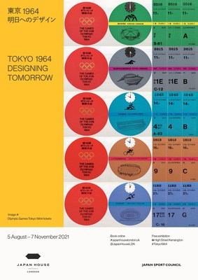 Olympic Games Tokyo 1964 tickets