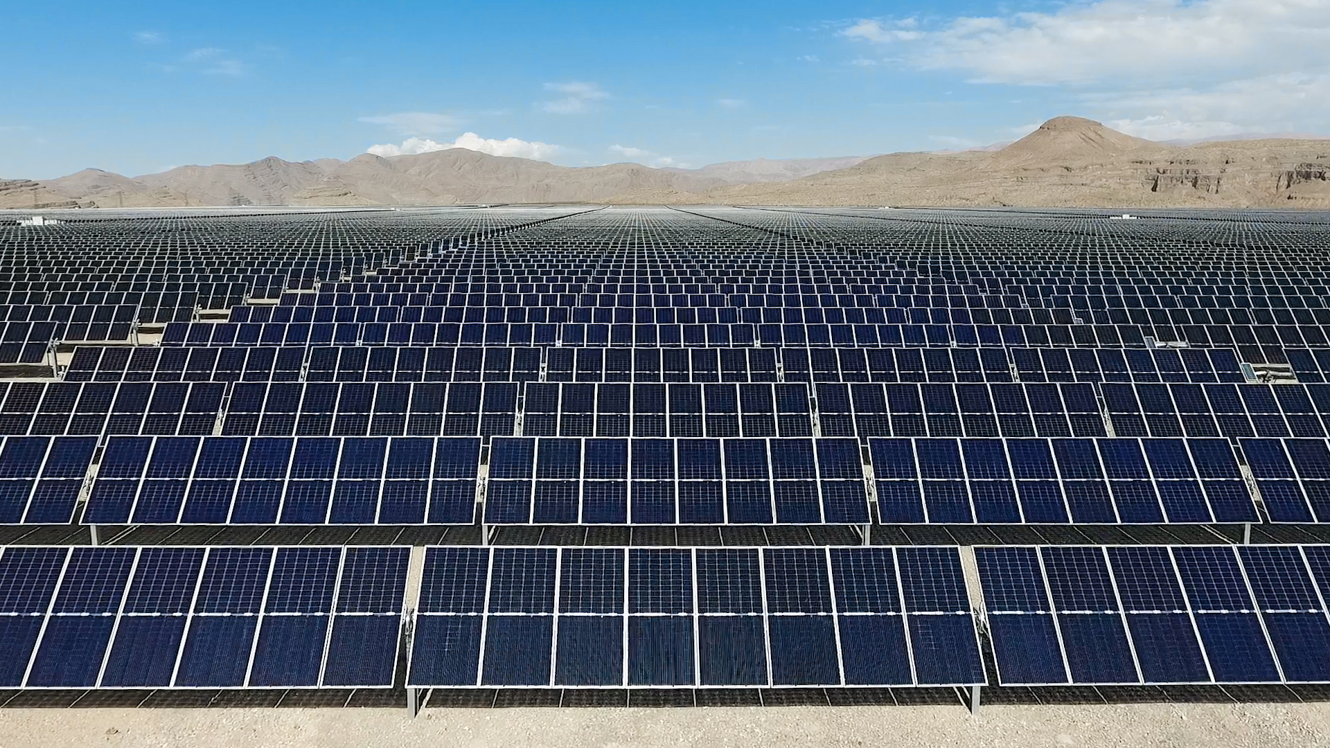 MGM Resorts has launched its 100-megawatt solar array, the hospitality industry's largest directly sourced renewable electricity project worldwide.
