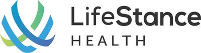LifeStance Health Logo (PRNewsfoto/LifeStance Health)