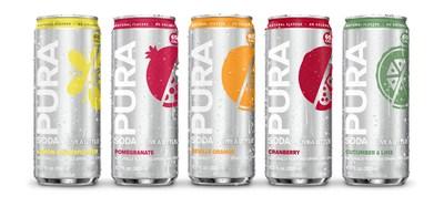 Live a Little PURA this Father's Day with PURA Soda, a Healthier Soda for Healthier Dads (PRNewsfoto/PURA Soda)