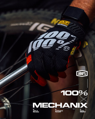 Mechanix Wear And 100%® Partner For Exclusive Glove Collection