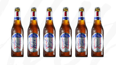 Signed Team ULTRA Bottles