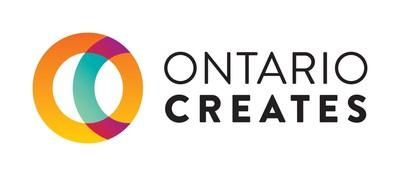 Ontario Creates Logo (CNW Group/Ontario Creates)