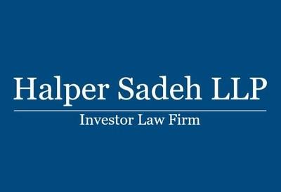 (PRNewsfoto/Halper Sadeh LLP)