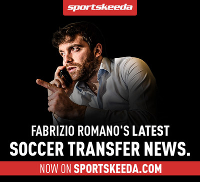 Soccer transfer expert Fabrizio Romano joins hands with Sportskeeda