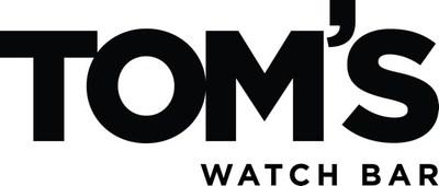 Tom's Watch Bar