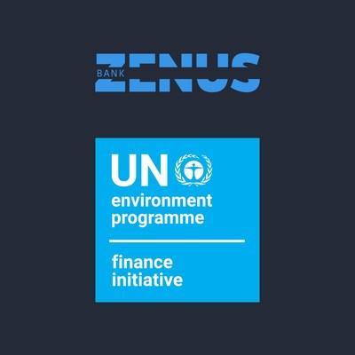 Zenus Bank becomes Signatory of UN Principles for Responsible Banking (PRNewsfoto/Zenus Bank International)