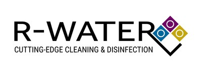 R-Water LLC manufactures a device that products highly effective, green cleaning and disinfecting solutions on-site. (PRNewsfoto/R-Water, LLC)