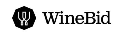 WineBid Logo (PRNewsfoto/WineBid)