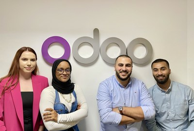 Odoo's success is the result of a relentless focus on building a great product and a strong community.